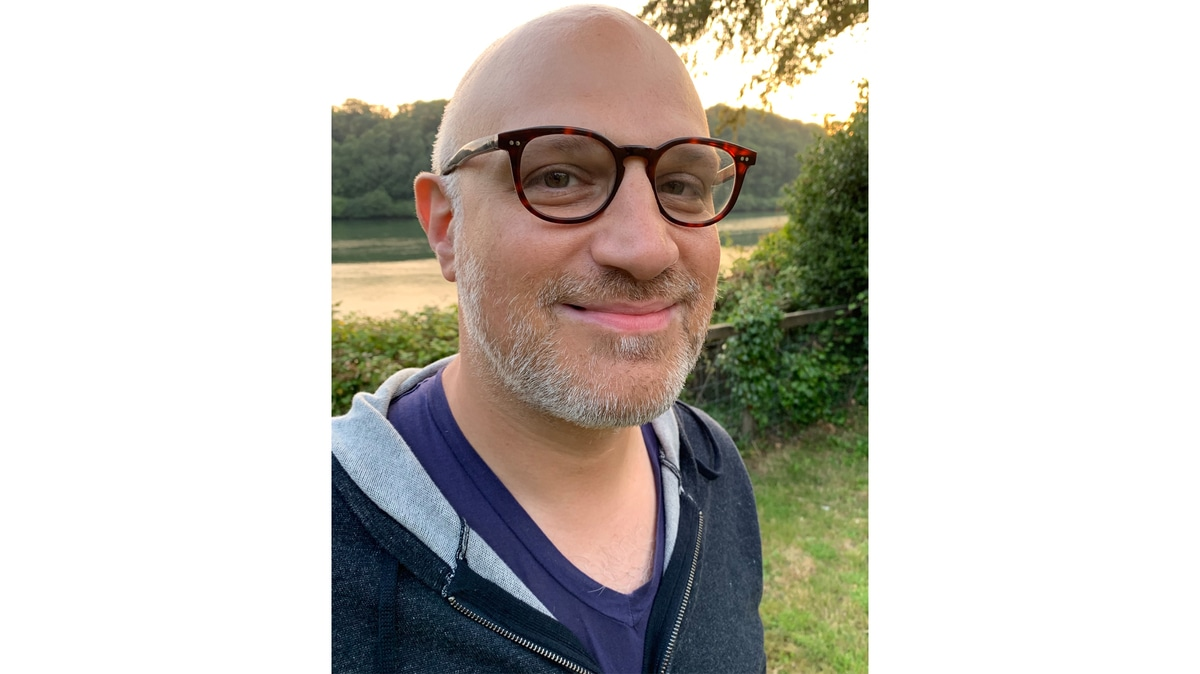 Headshot of David Serlin